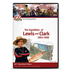 Expedition of Lewis and Clark, The: 1804-1806