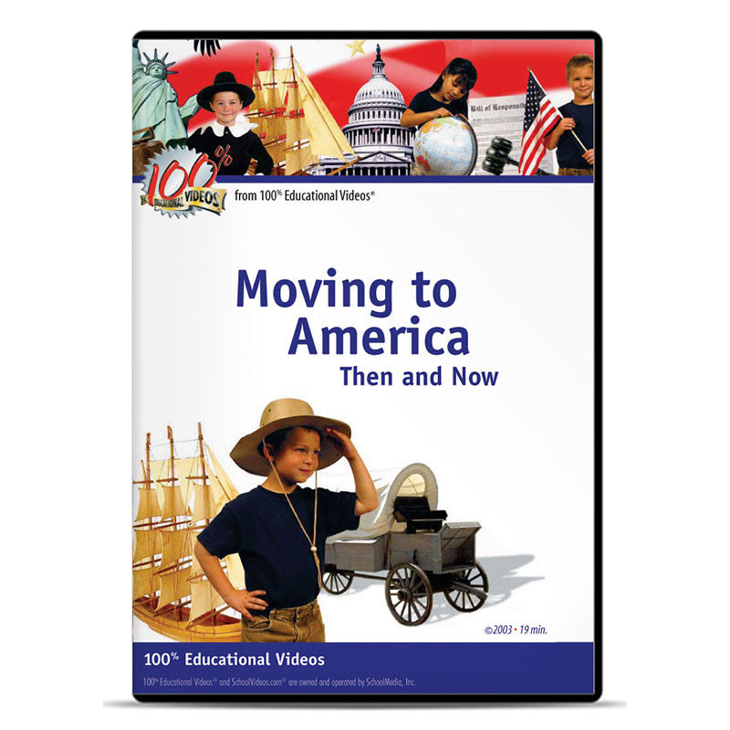 Moving to America: Then and Now