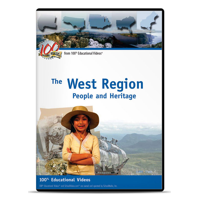 West Region, The: People and Heritage
