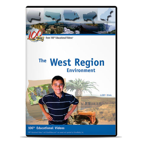West Region, The: Environment