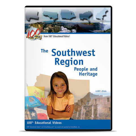 Southwest Region, The: People and Heritage
