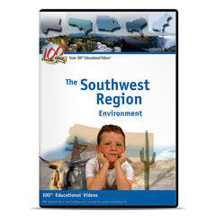 Southwest Region, The: Environment