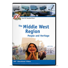 Middle West Region, The: People and Heritage
