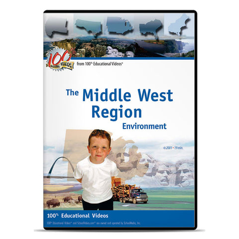 Middle West Region, The: Environment