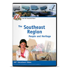Southeast Region, The: People and Heritage
