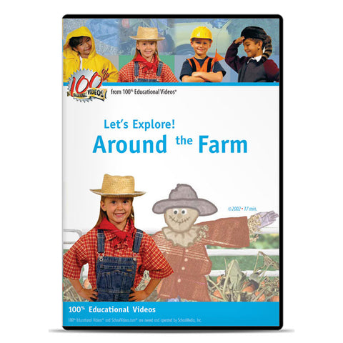 Let's Explore Farm: Around the Farm