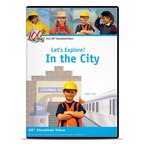 Let's Explore City: In the City