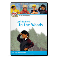 Let's Explore Woods: In The Woods
