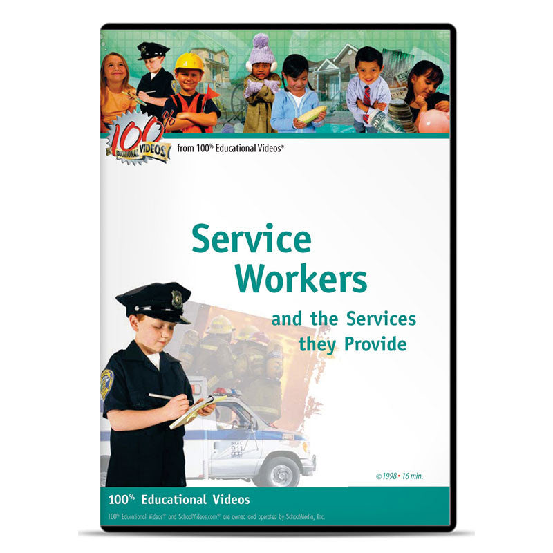 Service Workers: And the Services They Provide
