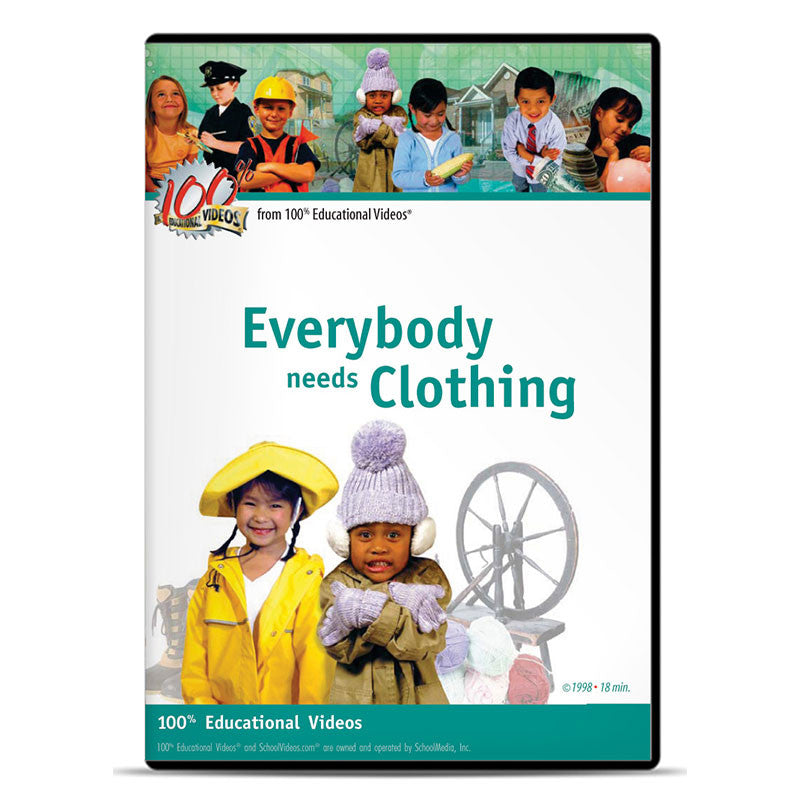 Everybody Needs Clothing