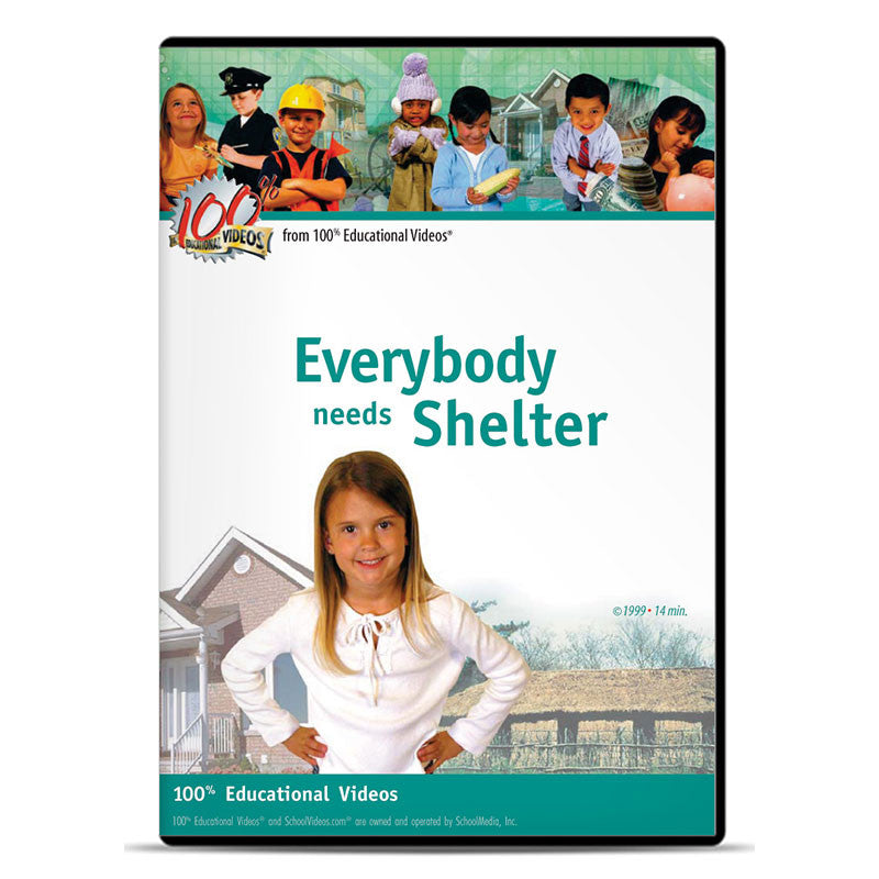 Everybody needs Shelter