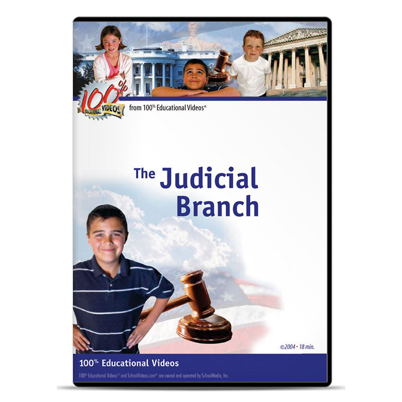 Judicial Branch, The: Our Federal Government
