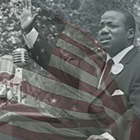 Martin Luther King, Jr.: American Heroes by Warren Colman