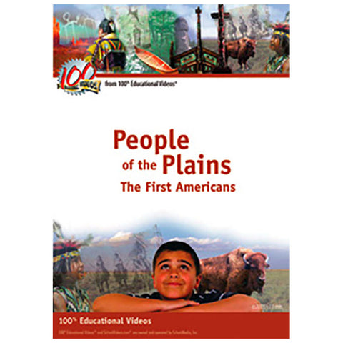 People of the Plains: The First Americans