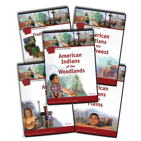 American Indians Series: The American Indians Series