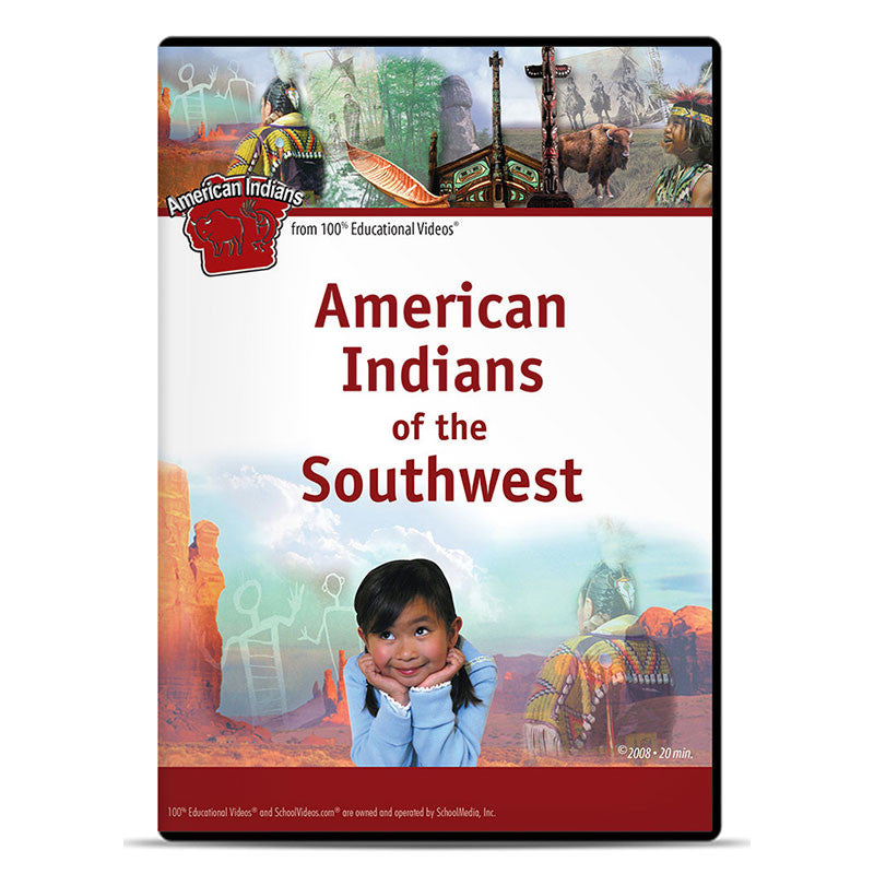 American Indians of the Southwest: The American Indians Series