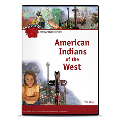 American Indians of the West: The American Indians Series