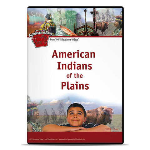 American Indians of the Plains: The American Indians Series