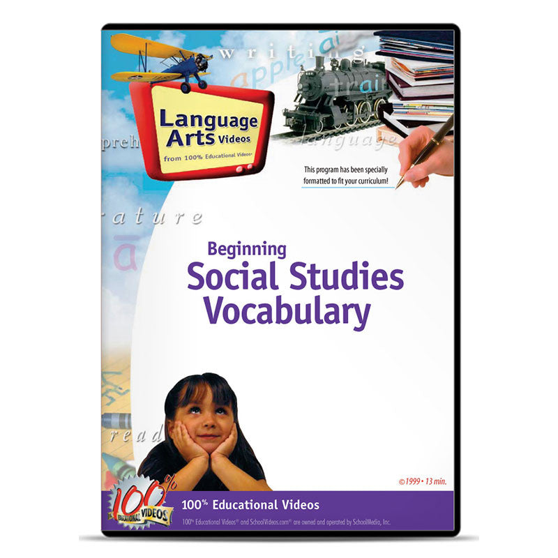 Beginning Social Studies Vocabulary
