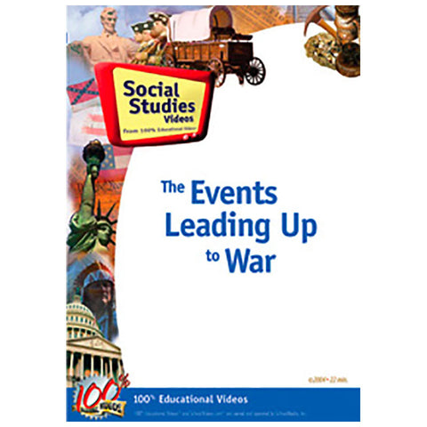 Events Leading Up to War, The: The Revolutionary War Series