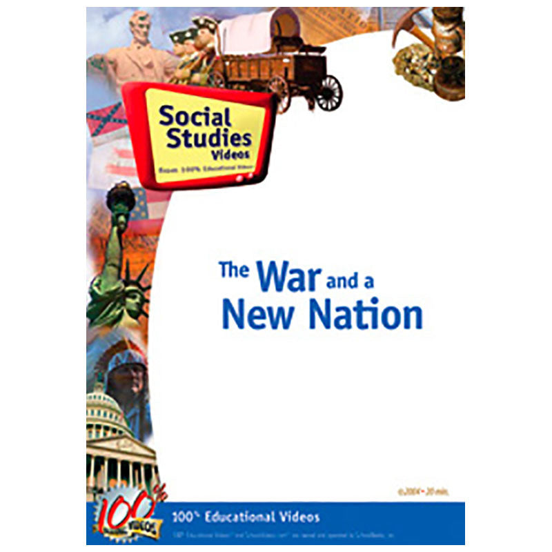 War and a New Nation, The: The Revolutionary War Series