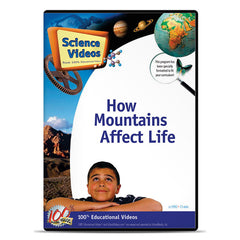 How Mountains Affect Life by SchoolMedia, Inc.