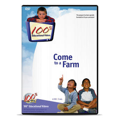 Come to a Farm by SchoolMedia, Inc.