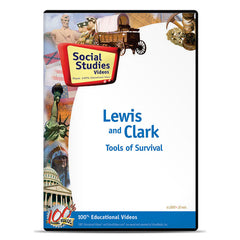 Lewis and Clark: Tools of Survival