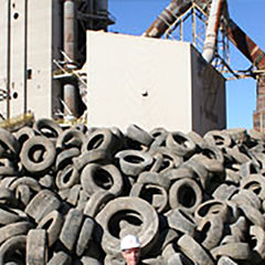 Tire Recycling by Curiosity Quest
