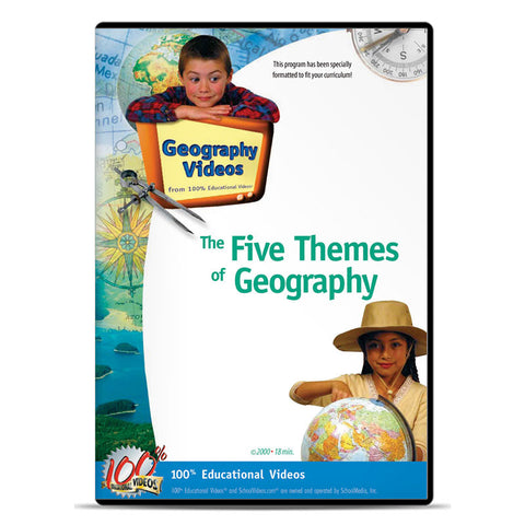 Five Themes of Geography, The