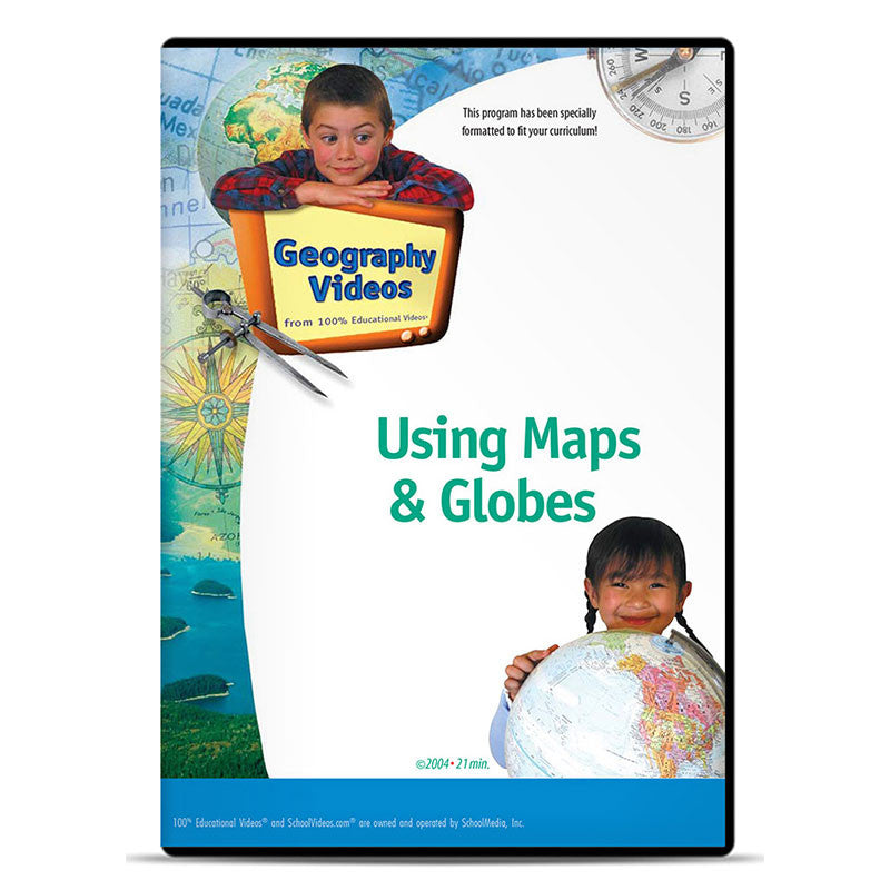 Using Maps & Globes