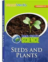Real World Science: Seeds and Plants