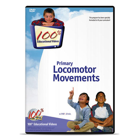 Primary Locomotor Movements