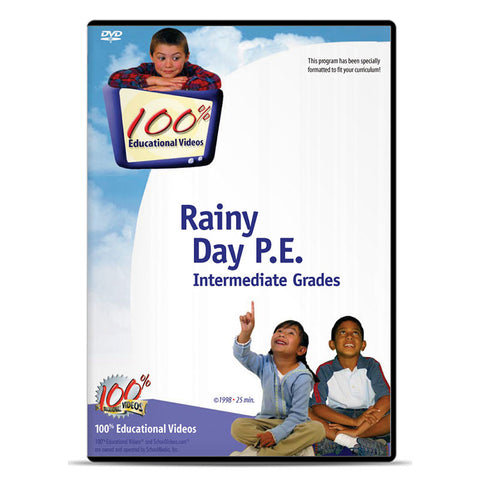 Rainy Day P.E.: Intermediate