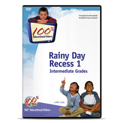 Rainy Day Recess: Intermediate Grades