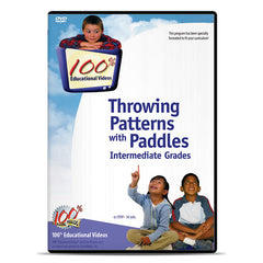 Throwing Patterns With Paddles: Intermediate Grades