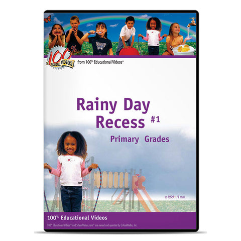 Rainy Day Recess: Primary Grades