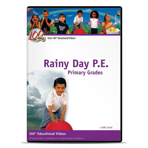 Rainy Day P.E.: Primary Grades