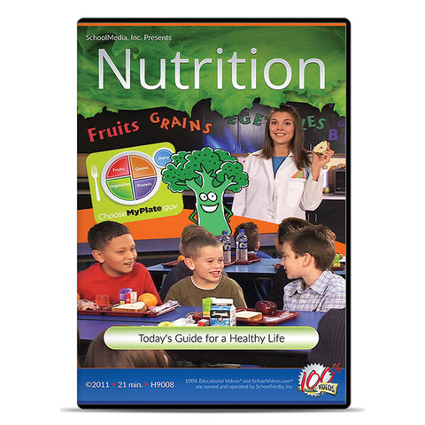 Nutrition: Today's Guide for a Healthy Life
