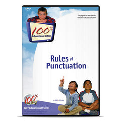 Rules of Punctuation by Winters Productions