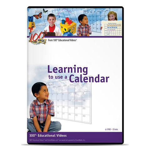 Learning to use a Calendar