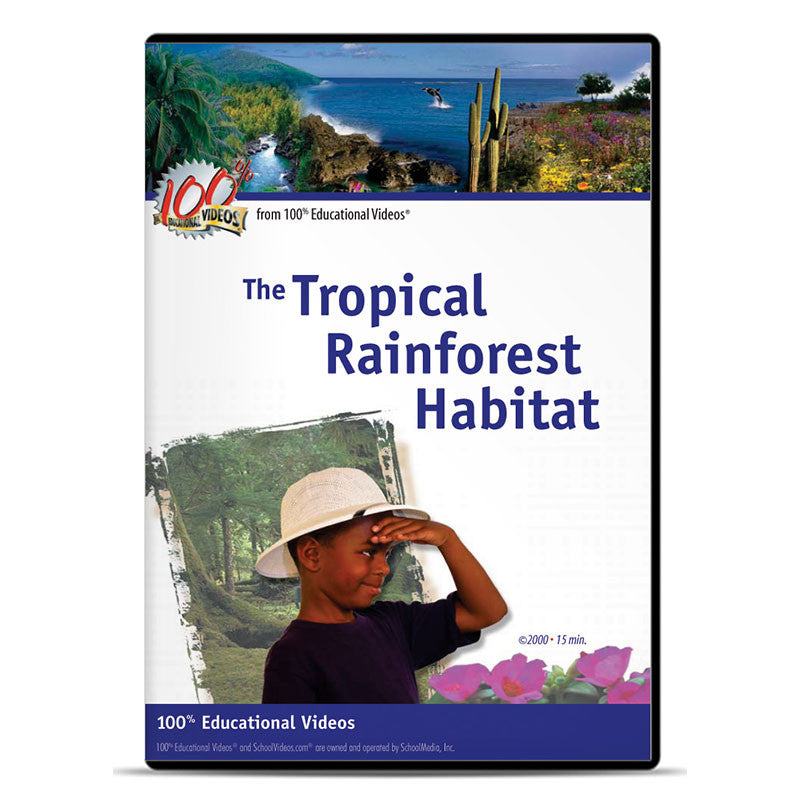 Tropical Rainforest Habitat, The