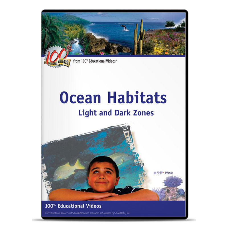 Ocean Habitats: Light and Dark Zones