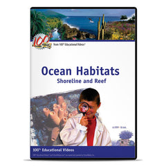 Ocean Habitats: Shoreline and Reef