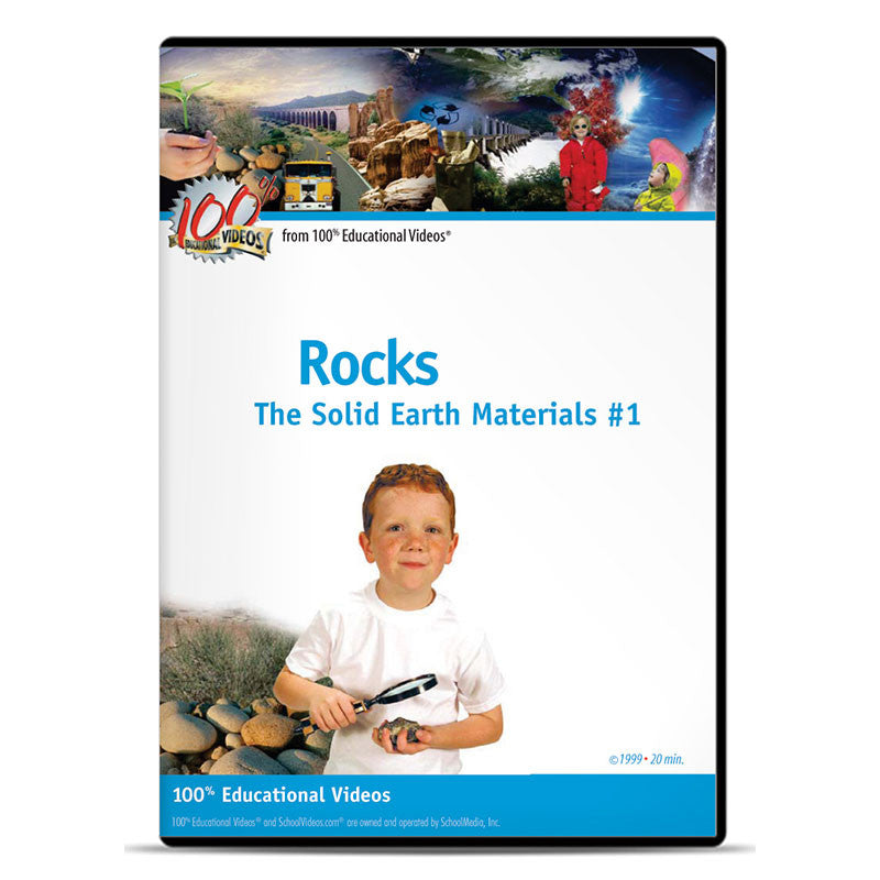 Rocks: The Solid Earth Materials #1