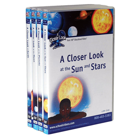 Closer Look at Space Series, A: Space Science Series