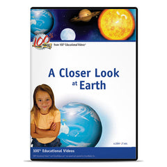Closer Look at Earth, A: Space Science Series