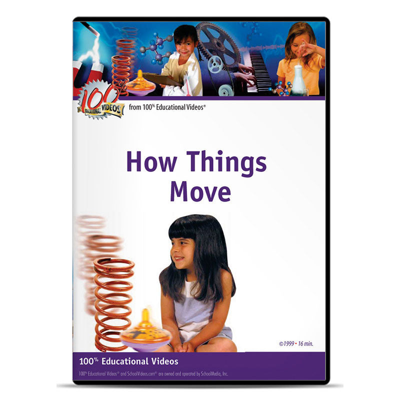 How Things Move