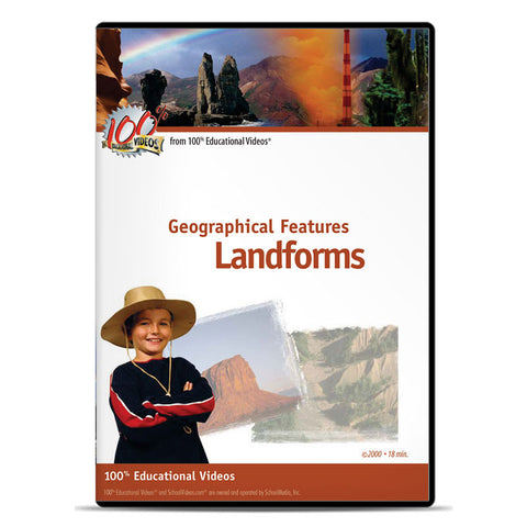 Geographical Features: Landforms