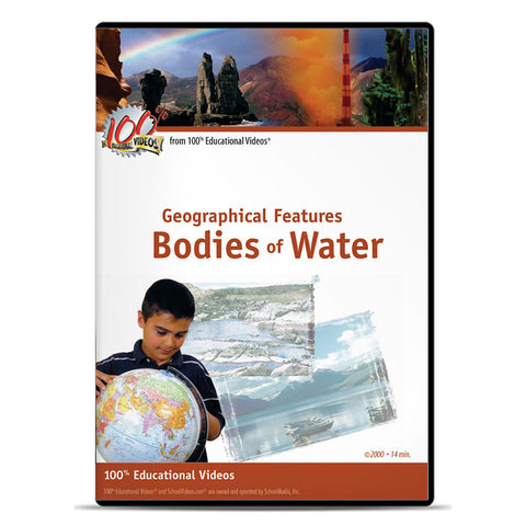 Geographical Features: Bodies of Water